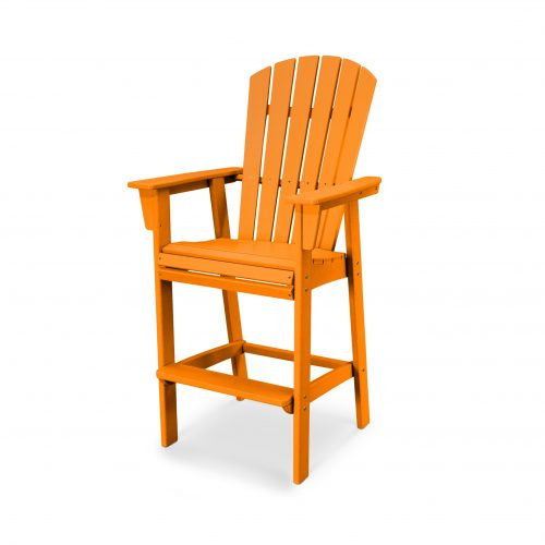 Nautical Adirondack Bar Chair 3