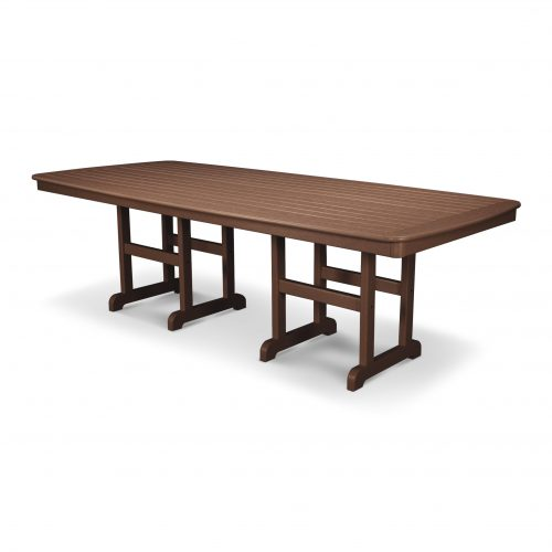 "Nautical 44"" x 96"" Dining Table 12"