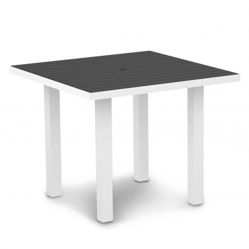 "36"" Square Dining Table 1"