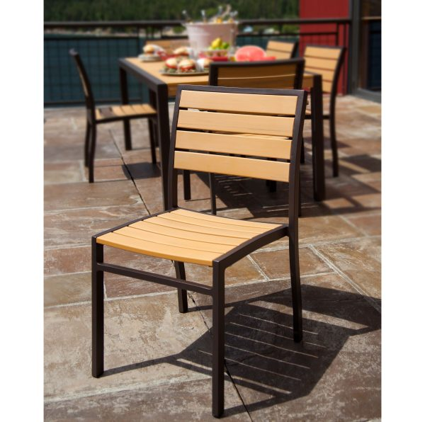 Euro Dining Side Chair 3