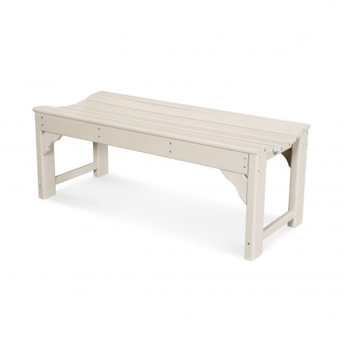 "Rustic Farmhouse 60"" Backless Bench 2"