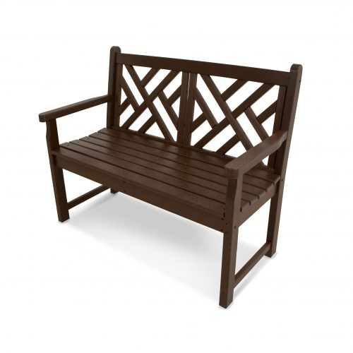"""Chippendale 48"""" Bench 1"""