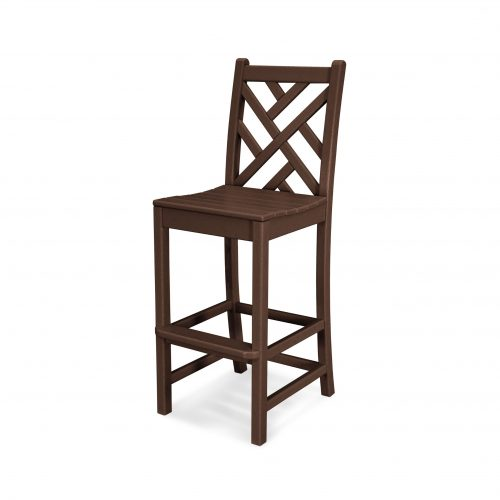 Chippendale Bar Side Chair 11