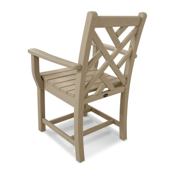 Chippendale Dining Arm Chair 2