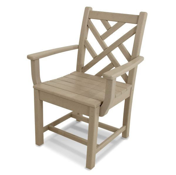 Chippendale Dining Arm Chair 1