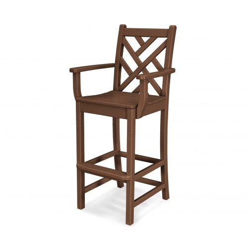 Chippendale Bar Arm Chair 10
