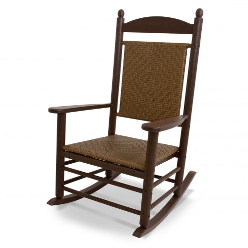 Jefferson Woven Rocking Chair 44