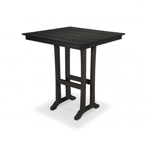 "Farmhouse 37"" Bar Table 36"