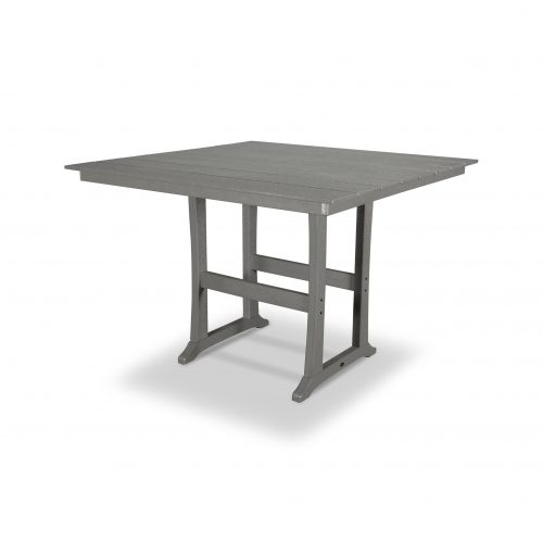 "Farmhouse 59"" Bar Table 40"