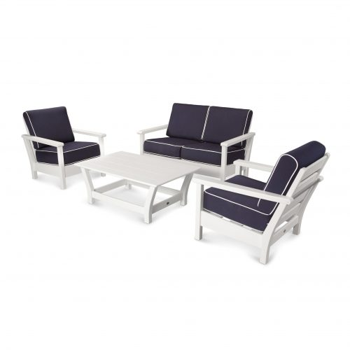 Harbour 4-Piece Outdoor Living Set 3