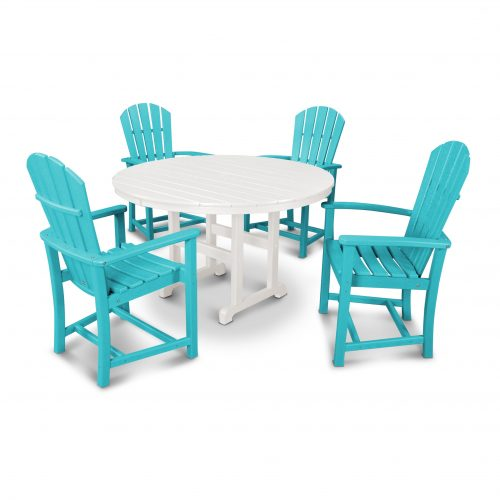 Palm Coast 5-Piece Dining Set 23
