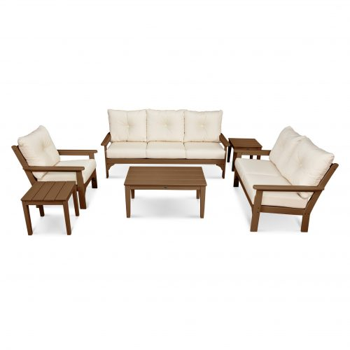 Vineyard 6-Piece Deep Seating Set 35