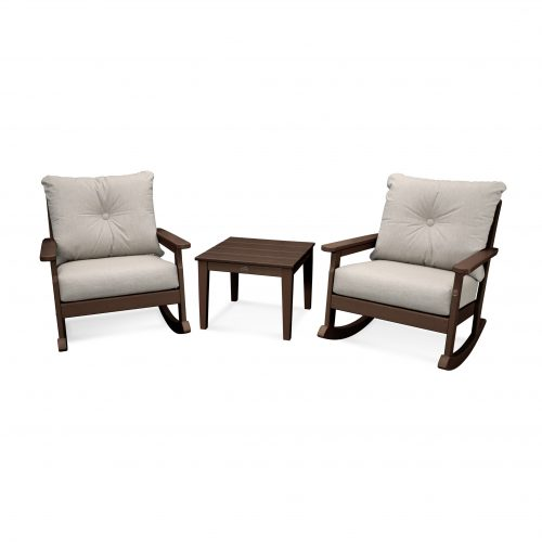 Vineyard 3-Piece Deep Seating Rocker Set 32