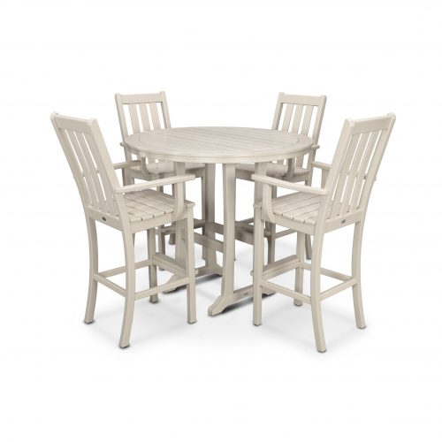 Vineyard 5-Piece Bar Set 8