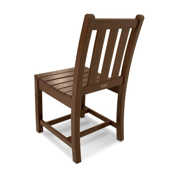 Traditional Garden Dining Side Chair 2