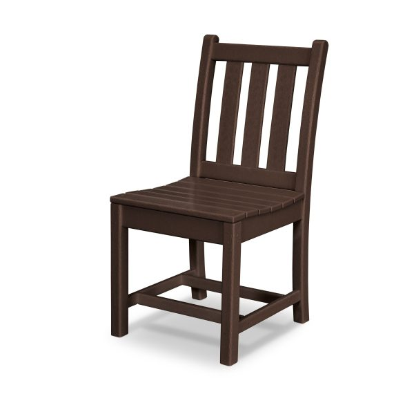 Traditional Garden Dining Side Chair 1