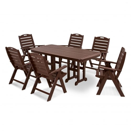 Nautical 7-Piece Dining Set 21