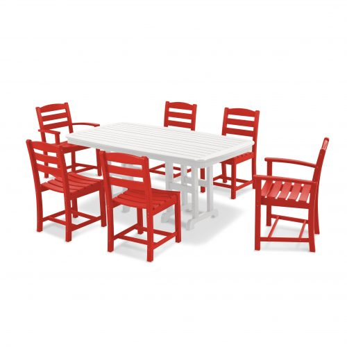 La Casa Café 7-Piece Dining Set 16