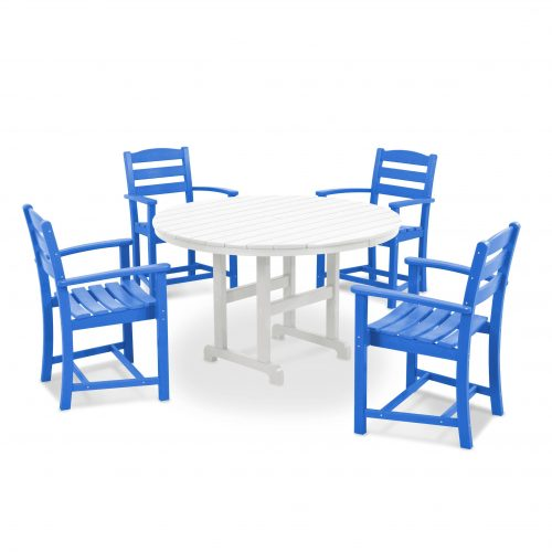 La Casa Café 5-Piece Dining Set 14