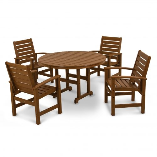 Signature 5-Piece Dining Set 26