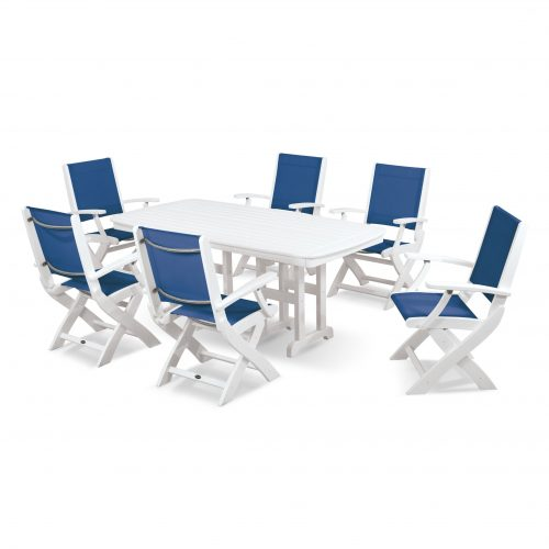 Coastal 7-Piece Dining Set 8
