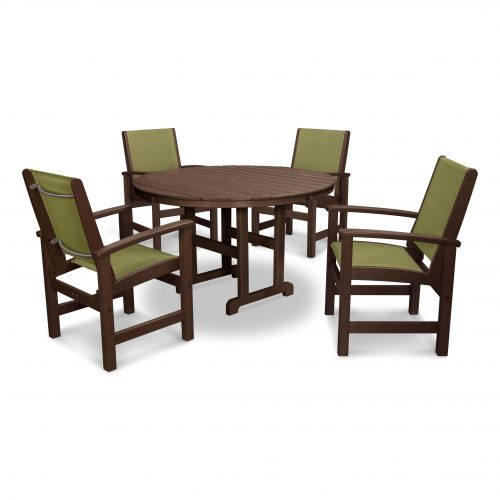 Coastal 5-Piece Dining Set 7