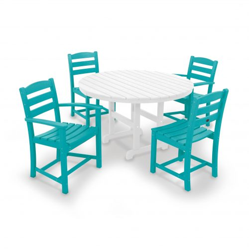 La Casa Café 5-Piece Dining Set 15