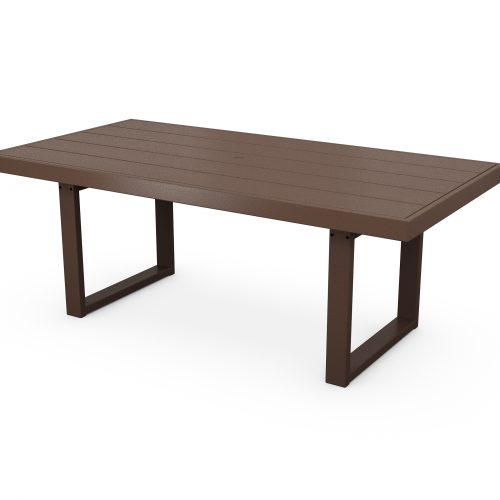 "EDGE 39"" x 78"" Dining Table 32"