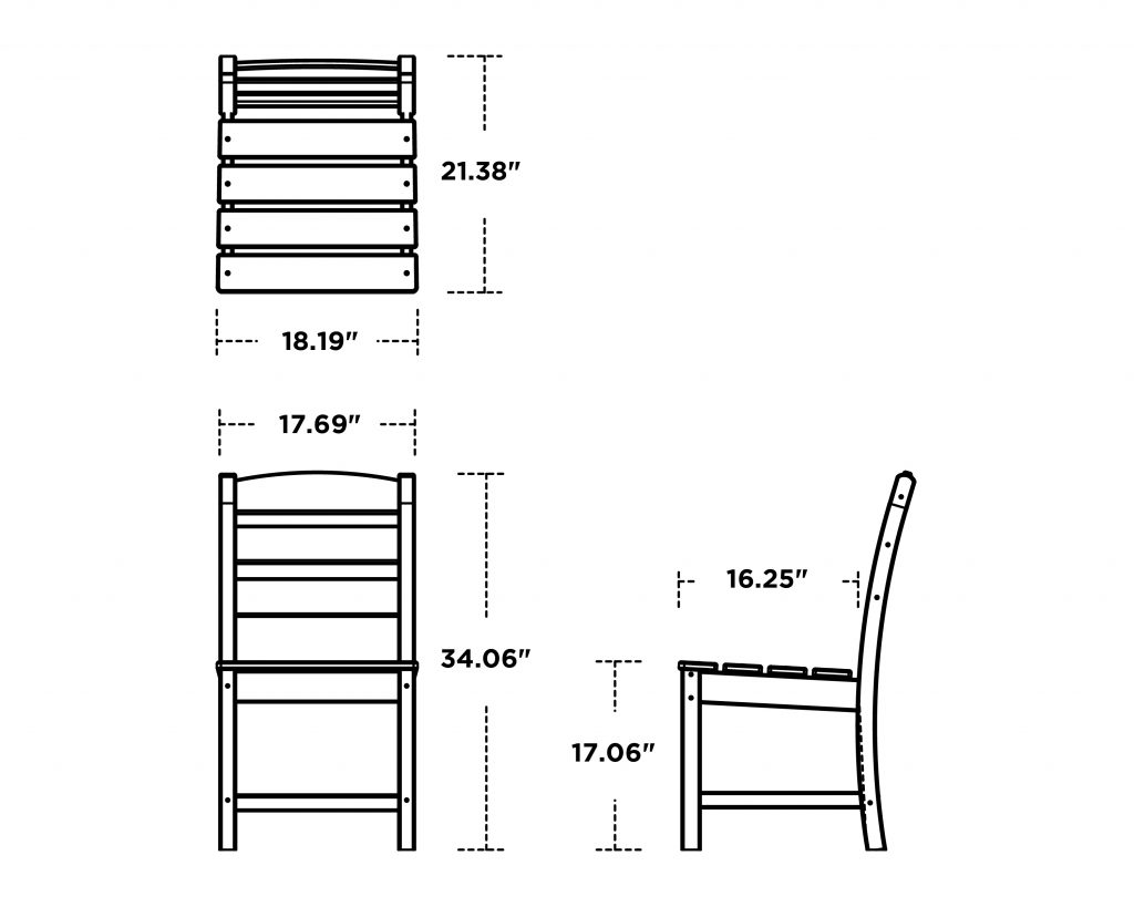 Lakeside Dining Side Chair 3